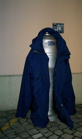 Jacke für nasse Tage