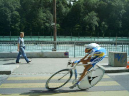 Schnappschuss Tour de Suisse