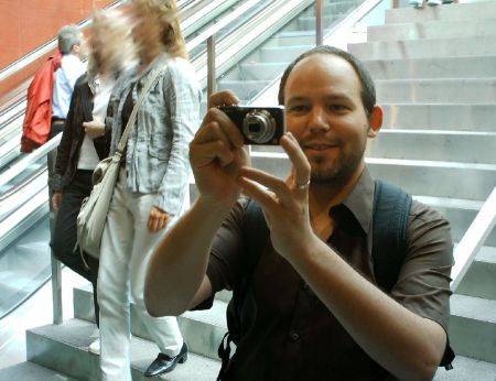 Andi Jacomet, Erfinder des Reziblogs